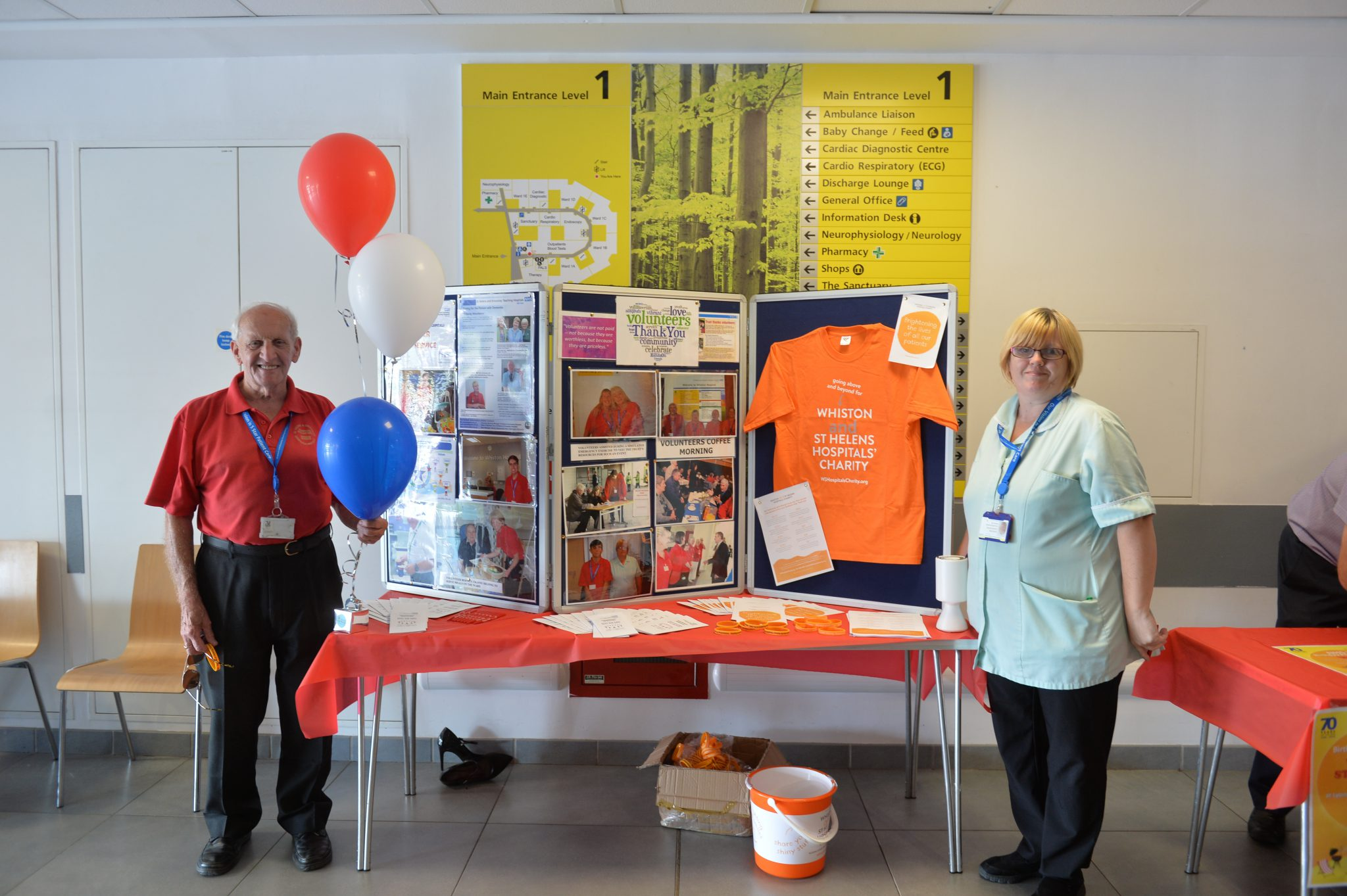 Charity Stand 3